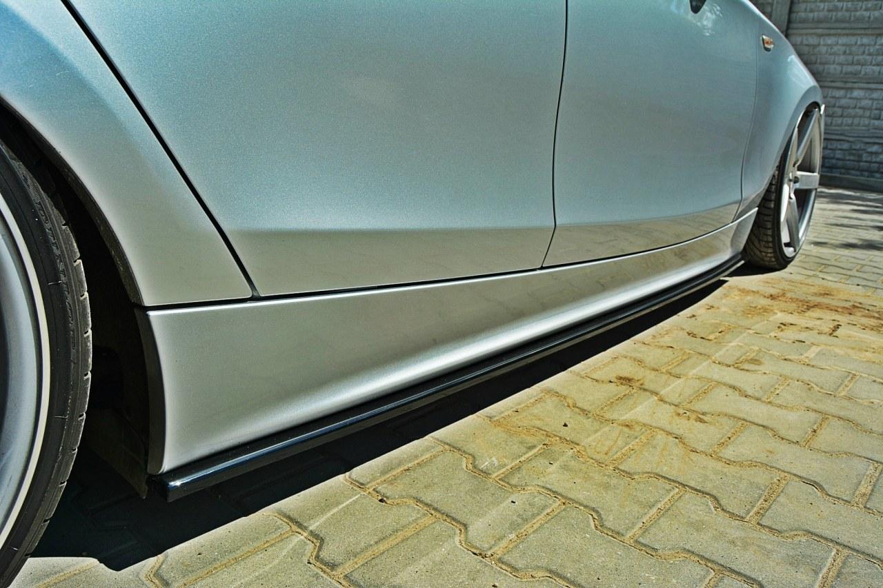 Dokładki Progów BMW 1 E87 - GRUBYGARAGE - Sklep Tuningowy